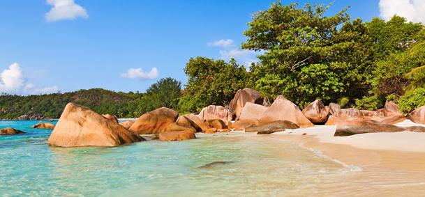 Photo Anse Lazio - Praslin