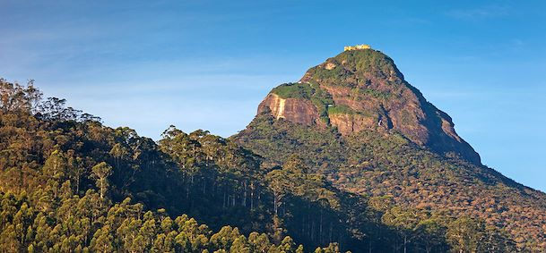 Photo Adam's Peak