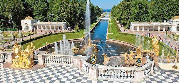 Photo Peterhof