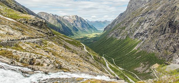 Photo Andalsnes