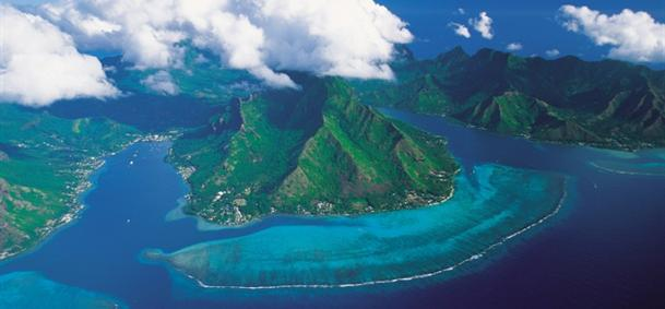 Photo Baie de Cook - Moorea