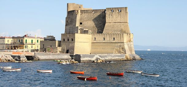 Photo Castel dell'Ovo