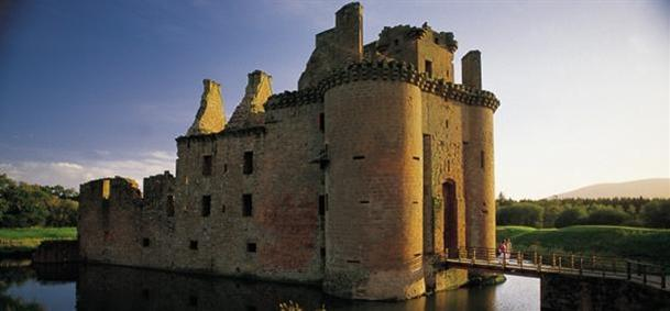 Photo Caerlaverock Castle