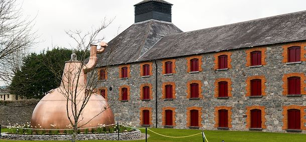 Photo Distillerie Midleton