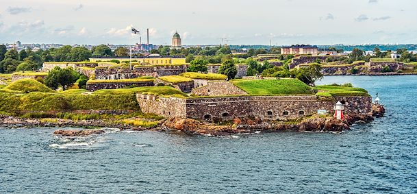 Photo Forteresse de Suomenlinna