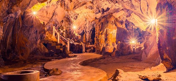 Photo Grotte Tham Chang