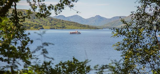Photo Loch Katrine