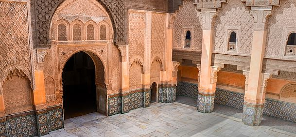 Photo Médersa Ben Youssef