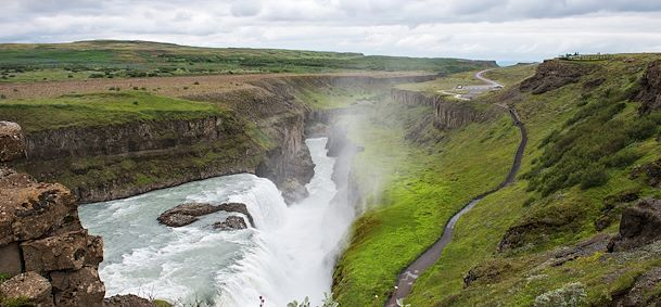 Photo Gullfoss
