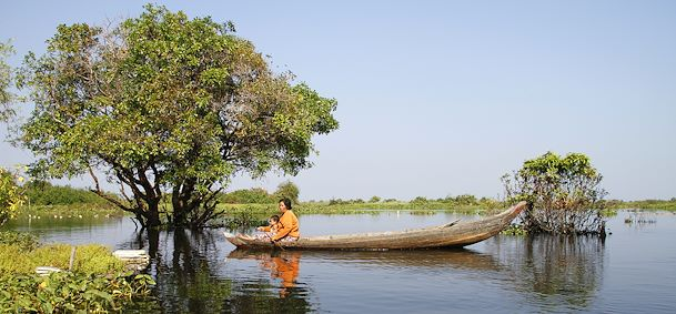 Photo Lac Tonle Sap