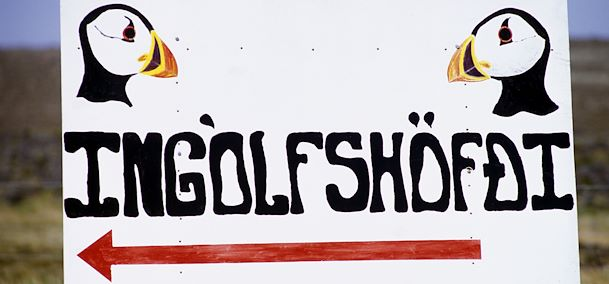 Photo Cap Ingolfshofdi