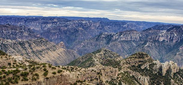 Photo Barranca del Cobre