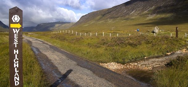 Photo West Highland Way