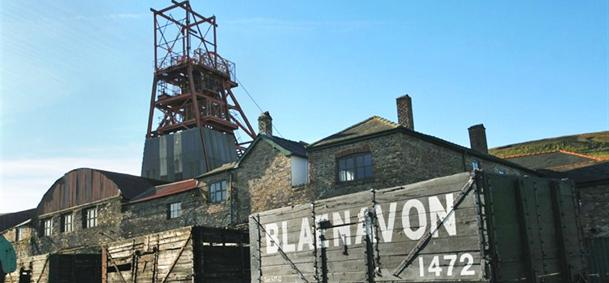 Photo Big Pit National Coal Museum