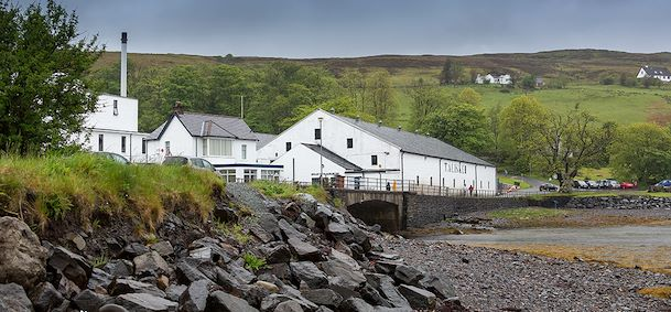 Photo Distillerie Talisker