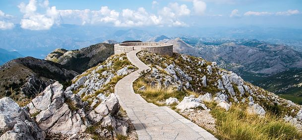 Photo Mont Lovcen