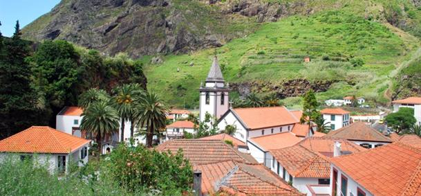 Photo Sao Vicente - Madère