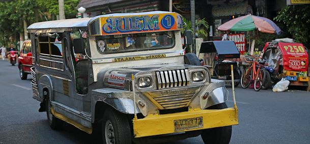 Photo Jeepney