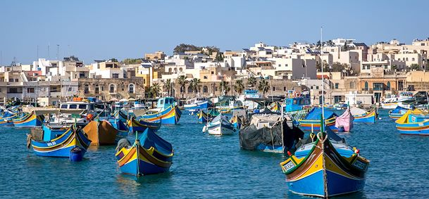 Photo Marsaxlokk