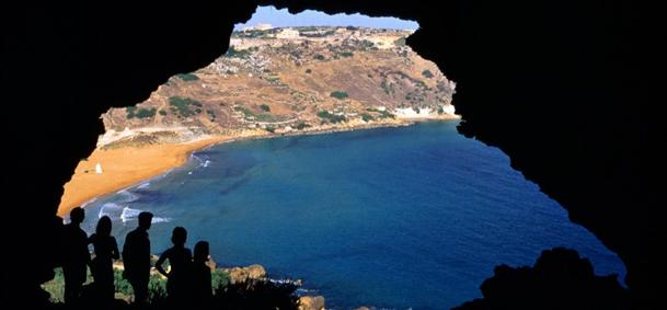 Photo Grotte de Calypso - Gozo