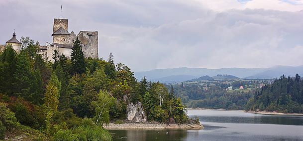 Photo Château de Dunajec