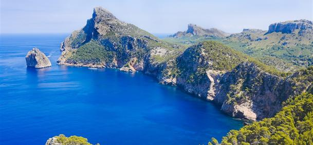 Photo Cap de Formentor - Majorque