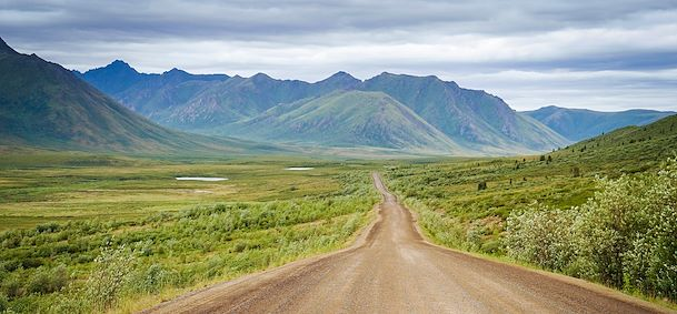 Photo Dempster Highway
