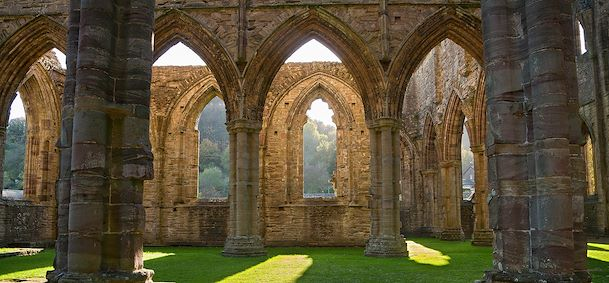 Photo Abbaye de Tintern
