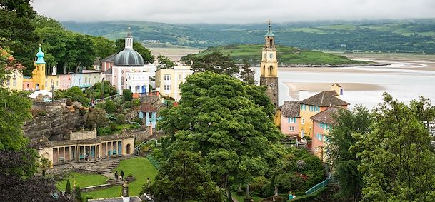 Photo Portmeirion