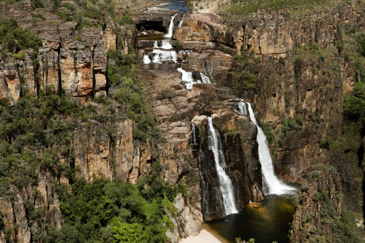 Twin Falls - Kakadu National Park - Top End - Territoire du Nord - Australie - Wilman Wilderness Lodge / Anthology