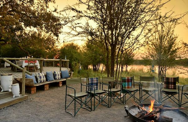 Chobe Bakwena Lodge - Chobe National Park - Botswana - Chobe Bakwena Lodge