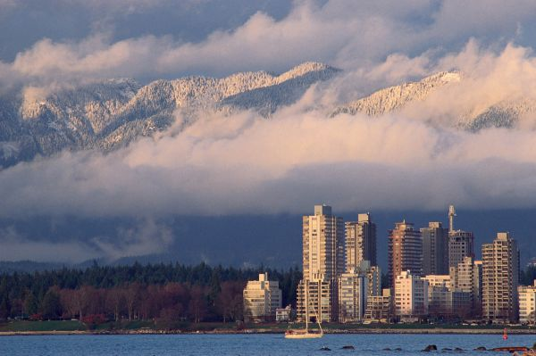 West End - Vancouver - Canada - Andy Mons / Tourism Vancouver