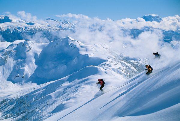 forfait voyage ski ouest canadien