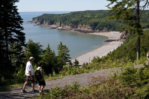 Parc National Fundy - New Brunswick - Canada - Brian Atkinson / Tourisme Nouveau Brunswick