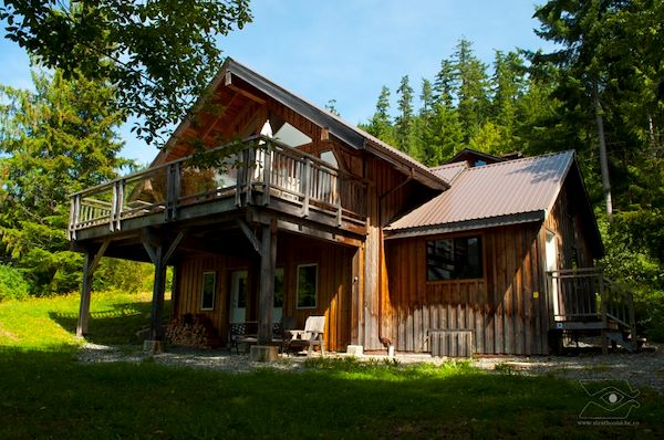 Strathcona Park Lodge - Campbell River- Canada - Strathcona Park Lodge
