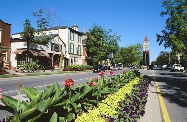 Niagara-On-The-Lake - Ontario - Canada - Vibe Images/fotolia.com