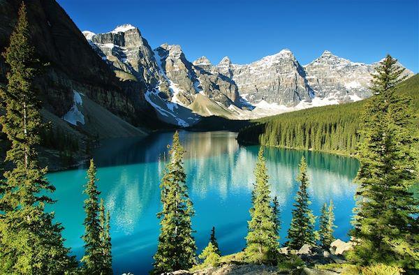 côte ouest canadienne