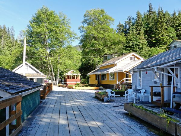 Telegraph Cove Resort - Telegraph Cove - Canada - Julie Bodnar