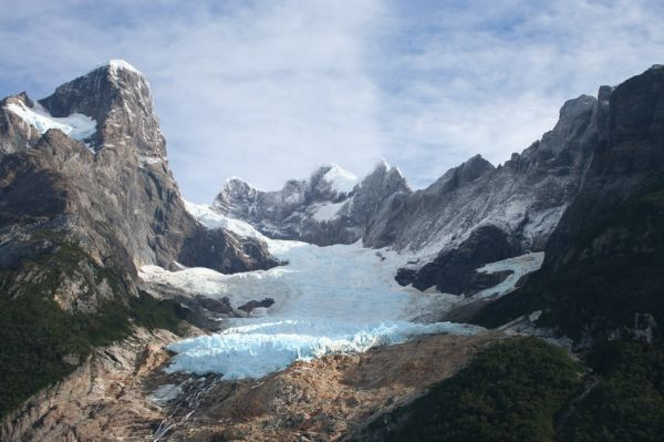 Glacier Balmaceda - Parc national Torres del Paine - Chili - Caroline Laurent