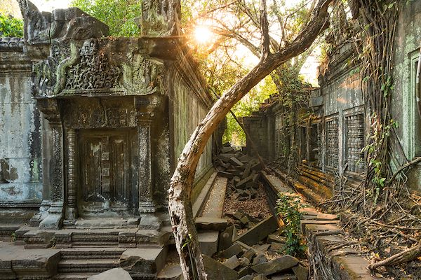 Temple de Beng Mealea - Cambodge - Steph photographies/stock.adobe.com
