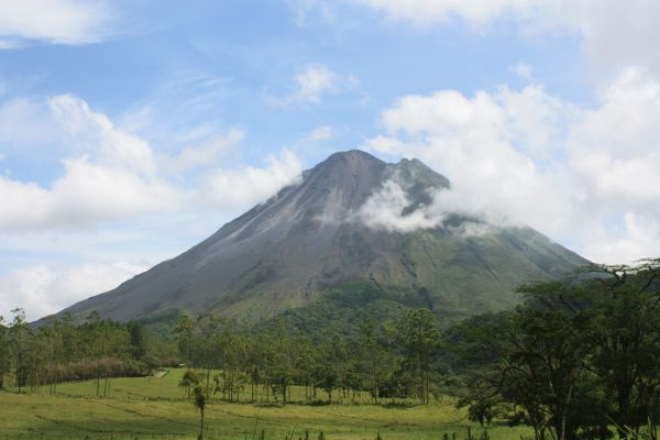 Le volcan Arenal - Costa Rica - Mathilde Salmon