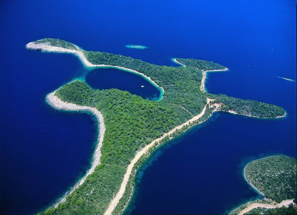 Ile de Mljet - Office de tourisme de Croatie