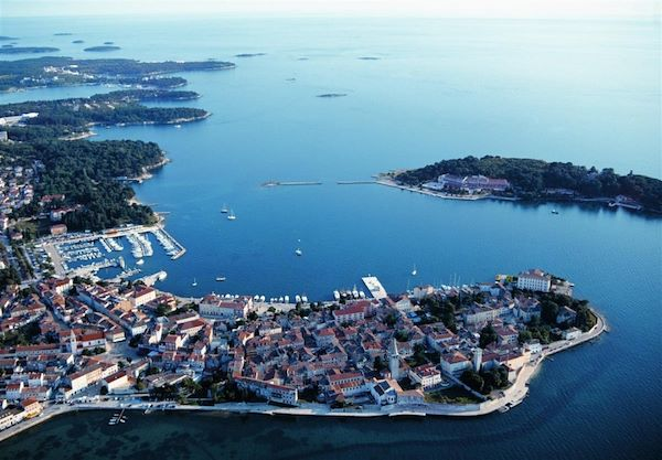 Porec - Istrie - Croatie - Josip Madracevi / Office de Tourisme de Croatie