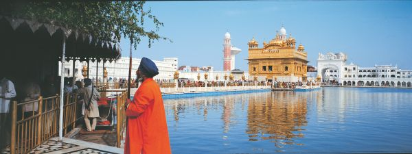 Amritsar - le Temple d'Or - Inde - Incredible India