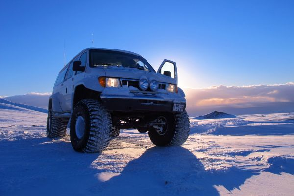 Excursion en Super-Jeep - Islande - Arcanum