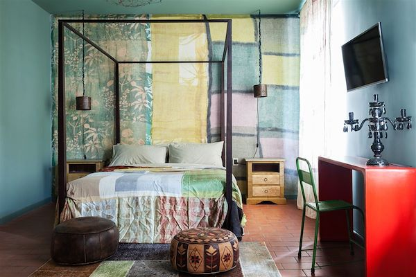Rodo Hotel Fashion Delight - Florence - Italie - Rodo Hotel Fashion Delight