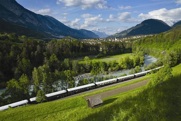 Train Venice Simplon Orient Express -  Italie - David Noton Photography/Belmond/Orient-Express
