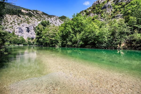 Gorge du Furlo - Marches - Italie - Luca/Stock.adobe.com
