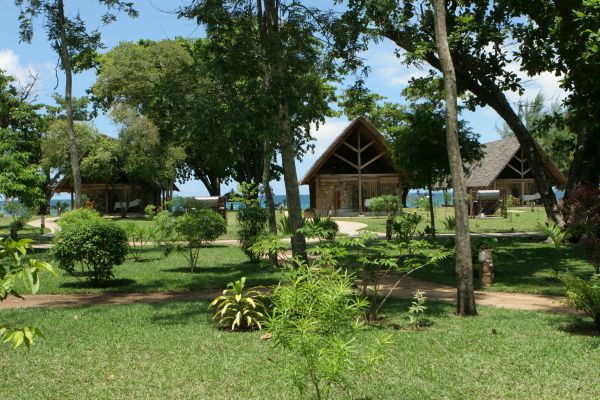 Eden Lodge - Nosy-Be - Madagascar - Les Productions Australes / Eden Lodge