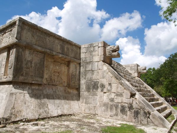 Chichen Itza - Yucatan - Mexique - Christelle Goncalves